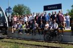 Samorządowcy popierają odtworzenie połączeń kolejowych z Kokoszek do Kartuz