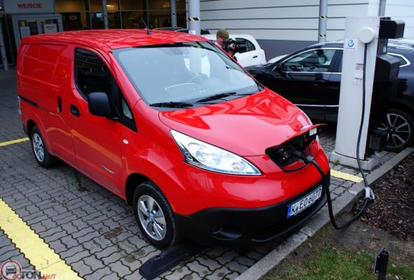 Czy elektryczne auta dostawcze mają sens?