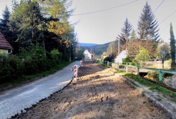 Latem pojedziemy nową drogą przez Góry Sowie
