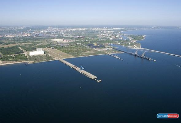 Port Gdańsk podpisał umowę na Port Centralny