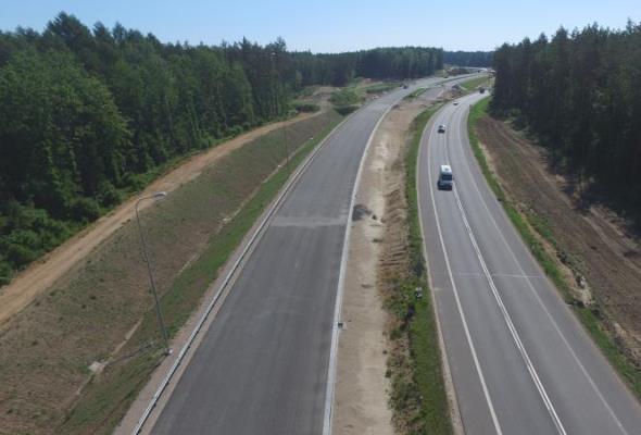 Adamczyk: W warmińsko-mazurskim w realizacji inwestycje drogowe za ponad 8 mld zł