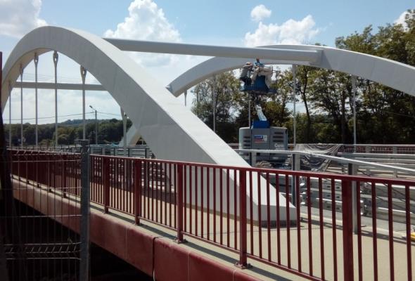 Dziś kierowcy pojadą nowym mostem w ciągu DK-75 w Brzesku