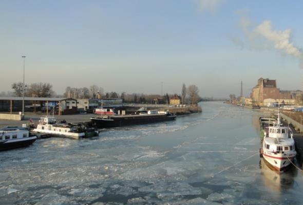 Elbląski samorząd chce, by inwestor zapewnił infrastrukturę dostępową do portu