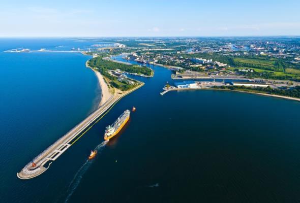 Budimex ma kontrakt w Porcie Gdańsk