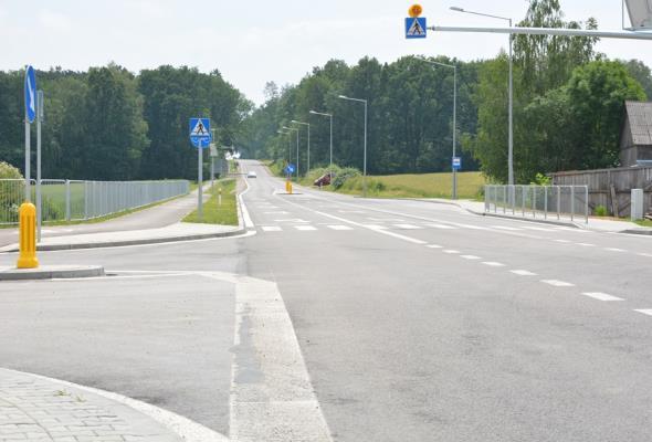 Lubelskie: Droga wojewódzka Piotrków – Wysokie oficjalnie otwarta