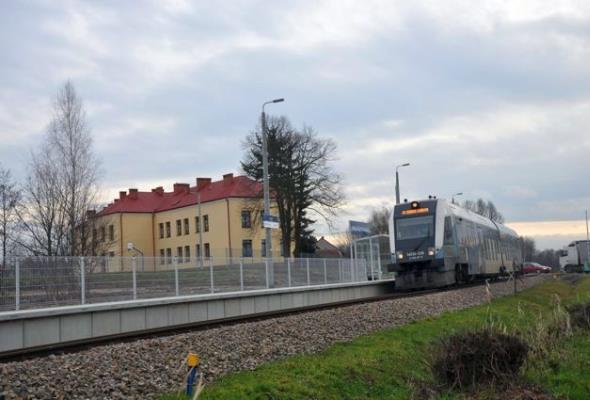 Idzikowice: Szybciej na CMK oraz bezpieczniej dla kierowców i pasażerów pociągów