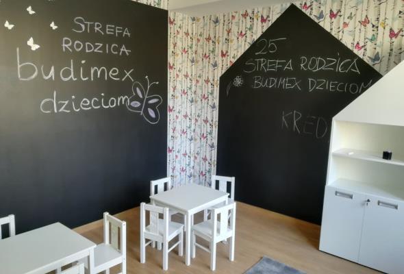 Budimex przekazał 25. Strefę Rodzica. Powstała w stolicy