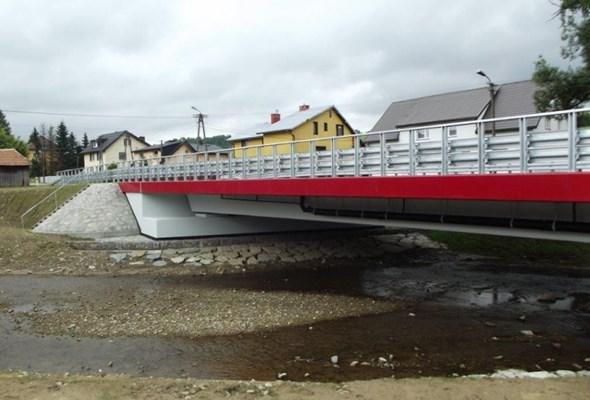 Małopolska. W Tyliczu są już dwa nowe mosty