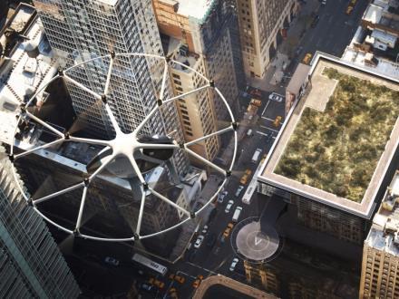 Volocopter: Takie będą powietrzne taksówki?