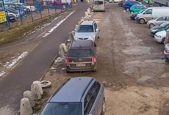 Warszawa. Ulica Bartycka ma się zmienić