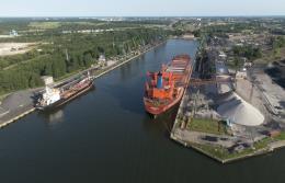 Port Gdański Eksploatacja z dobrymi wynikami