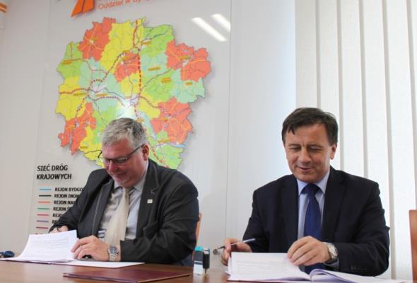 Kujawsko-pomorskie: Jest umowa na STEŚ dla S10 Wyrzysk – Bydgoszcz