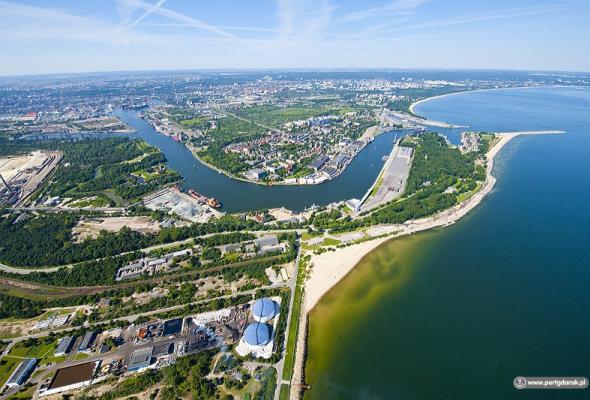 Port Gdańsk podpisał umowę na projekt użeglownienia Wisły