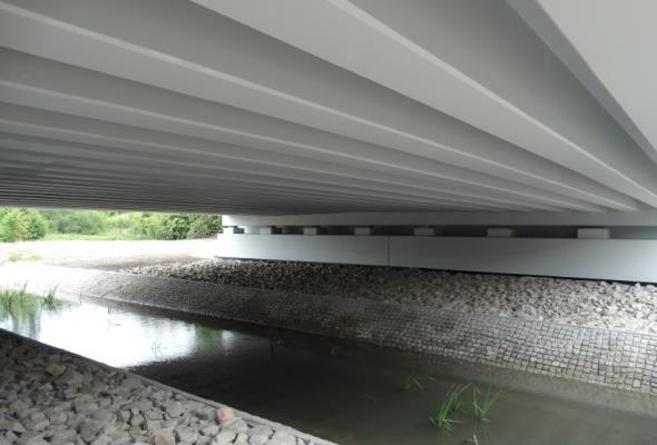 Małopolska. Kierowcy jeżdżą już po nowym moście na DK-7