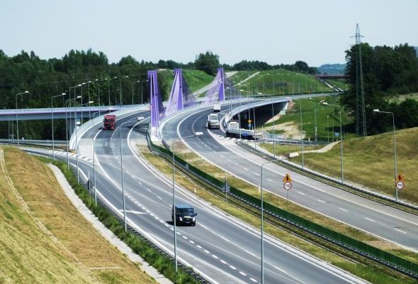 Stalexport Autostrady: Rośnie ruch na A4 Katowice – Kraków