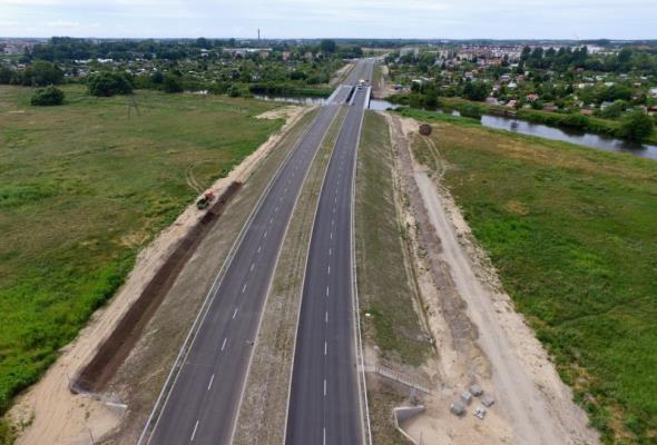Kierowcy pojechali III etapem obwodnicy Kołobrzegu