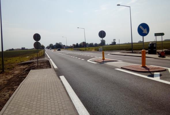 Wielkopolskie: 11 kilometrów drogi krajowej  nr 11 ma nową nawierzchnię