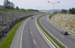 Chińska firma zbuduje odcinek Zakopianki