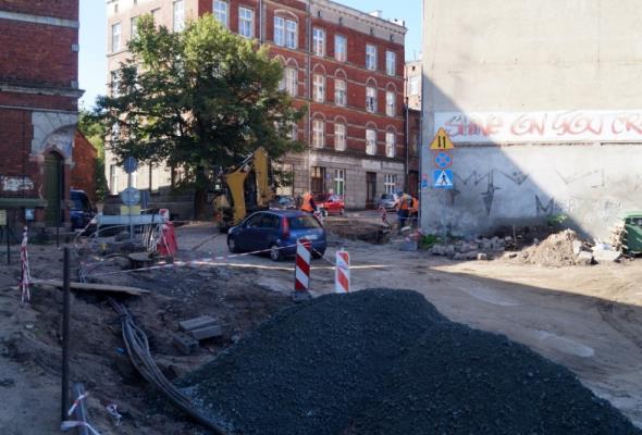 Gdańsk: Rusza przetarg na projekt przebudowy pięciu ulic