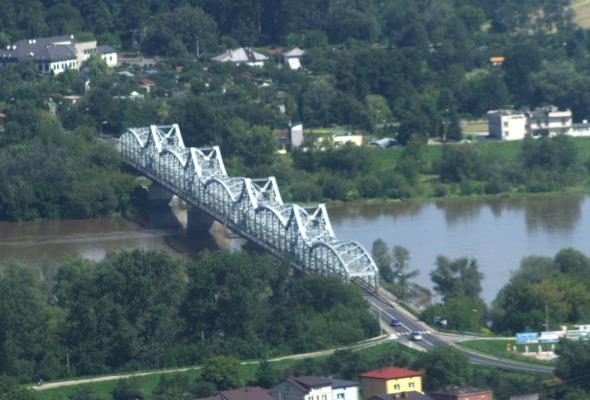 Intop przebuduje most przez Wisłę w Puławach