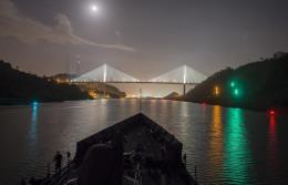 Chińskie firmy zbudują nowy most przez Kanał Panamski