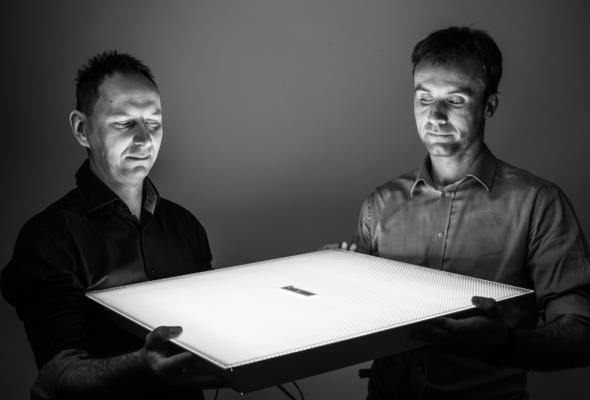 Projekt Budimex innowacje: Inteligentne oświetlenie