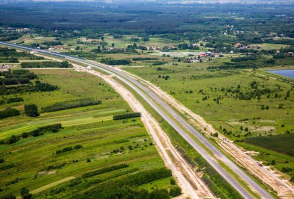 Polska 12 w Europie pod względem długości autostrad