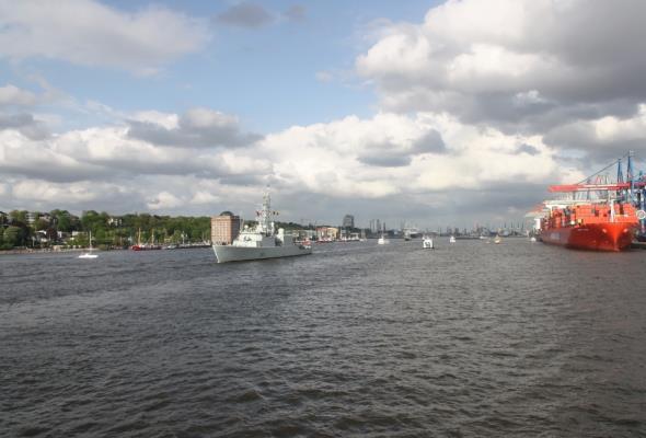 Ruszy rozbudowa toru wodnego Łaby. Zyska port w Hamburgu