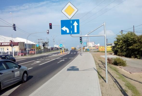Pomorskie: Poprawi się bezpieczeństwo na 4 skrzyżowaniach w ciągu dróg krajowych