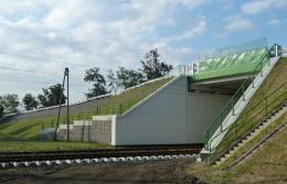 W Łowiczu nowy wiadukt zastąpi przejazd kolejowo-drogowy