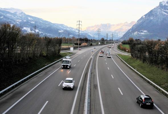 Kapsch modernizuje system poboru opłat w Szwajcarii