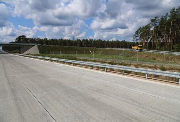 Coraz bliżej otwarcia ostatnich odcinków S8 między Warszawą a Białymstokiem
