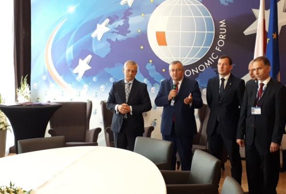 Krynica: Oświadczenie ministrów siedmiu krajów ws. współpracy