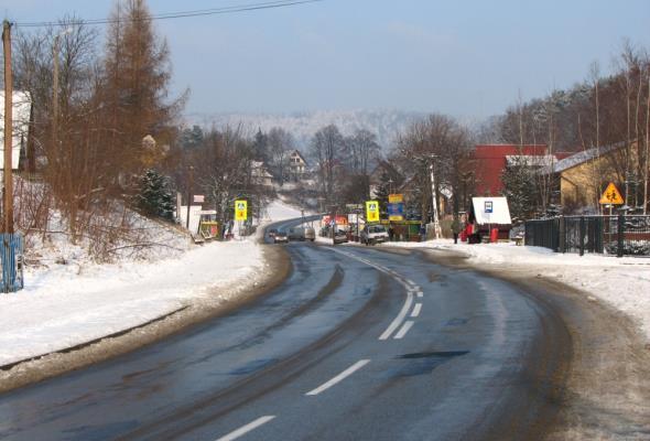Małopolskie. Będzie rozbudowa drogi nad Dunajcem. Wykonawca wybrany