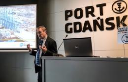 Współpraca Portu Gdańsk z Rotterdamem
