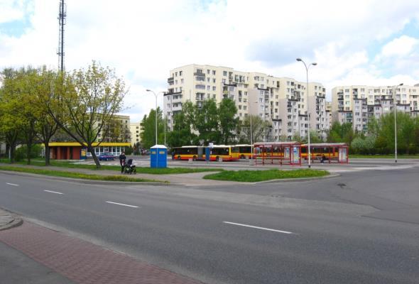 Warszawa. Kolejne podejście do projektowania ul. Nowo-Trockiej
