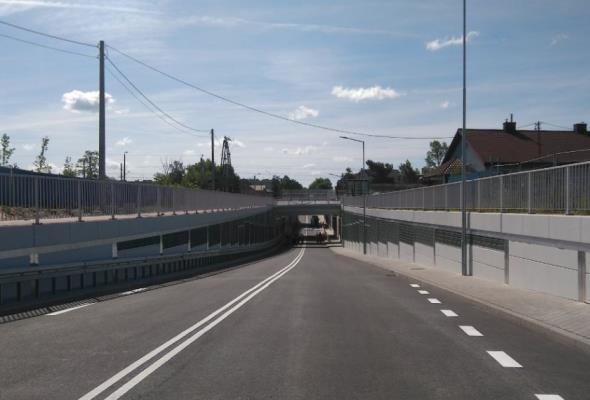 Kostrzyn: Pod linią Poznań – Warszawa powstanie tunel drogowy