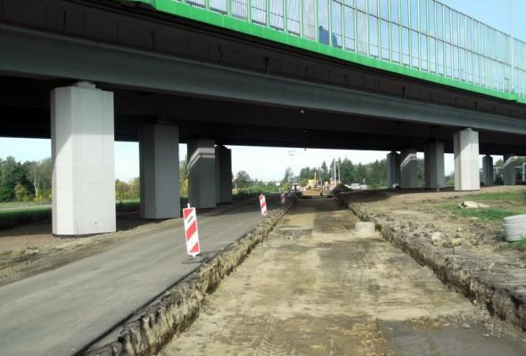 Łódź: Przebudowa Rokicińskiej zgodnie z planem