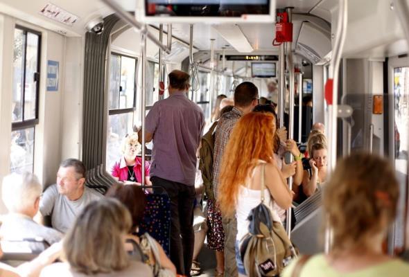 Trasa Łagiewnicka. Budimex skończył pętlę tramwajową przed czasem