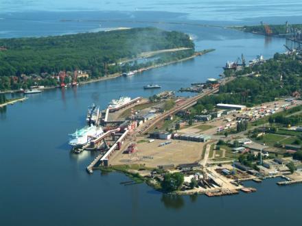 Port Szczecin z niewielki spadkiem przeładunków w lutym