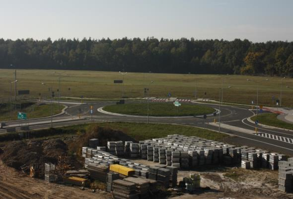 Trwa budowa S17 z Warszawy w kierunku Lublina [ZDJĘCIA]