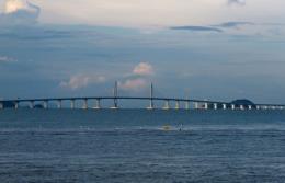 Chiny: Otwarto najdłuższy drogowy most morski na świecie
