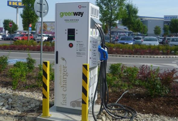 W Polsce będzie 630 stacji ładowania GreenWay
