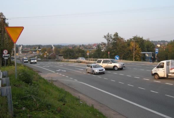 Warmińsko-mazurskie: Odcinek DK-58 pod Olsztynkiem zostanie przebudowany