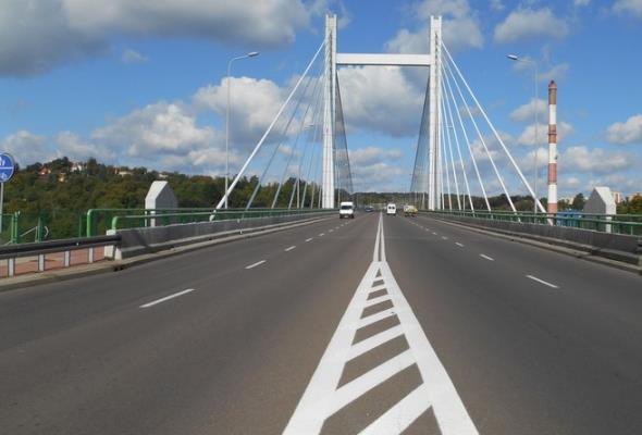 Przemyśl: Awaria mostu Brama Przemyska