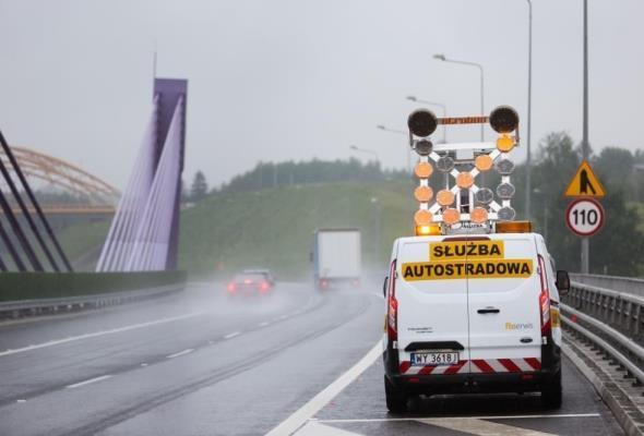 FBSerwis z umowami na utrzymanie A1 na Śląsku