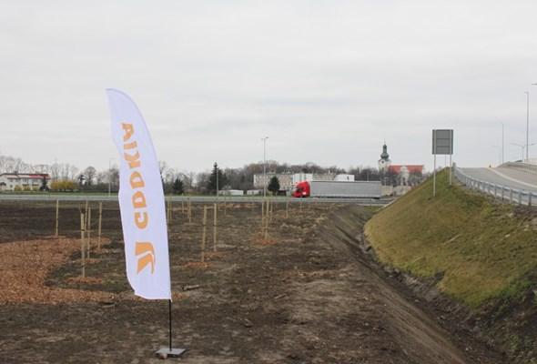 Kujawsko-pomorskie: Węzeł Markowice otwarty