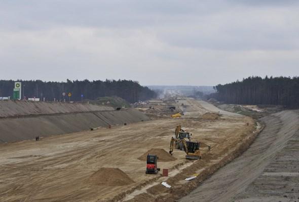 Budowa lubelskiego odcinka S17 zbliża się do finału