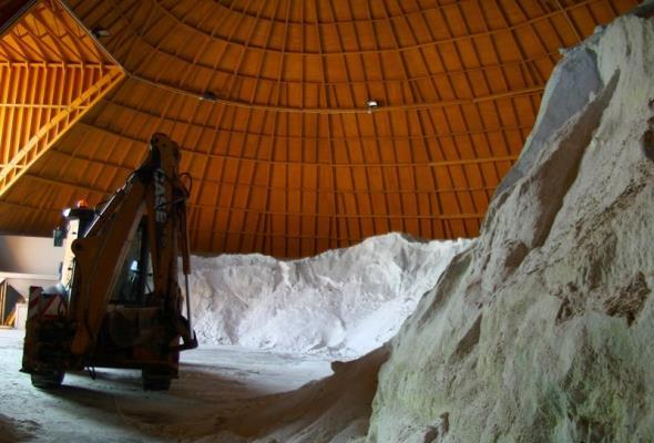 Drogi krajowe Dolnego Śląska przygotowane do zimy