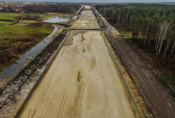 Ponad 1,3 mld zł na budowę autostrady A2 i drogi S6